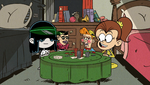 S2E14B Lucy and Luan playing with their soulmates