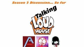 Talking Loud (Season 2 Discussion... So far) Episode 1