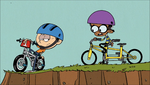 S1E10A Linc Clyde on bikes