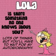 Lola Q&A Secret