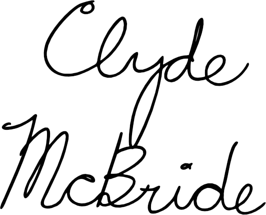 Файл:Clyde Signature.png