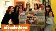 Behind the Scenes with the Loud House Sisters The Loud House Nick Animation Podcast