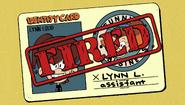 S1E24A Lynn Fired
