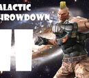 Galactic Throwdown II (2013)