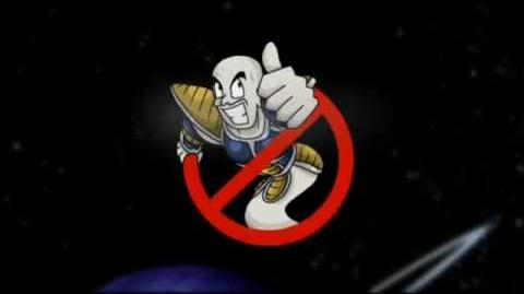 TFS Dragon Ball Z Abridged Ghost Nappa