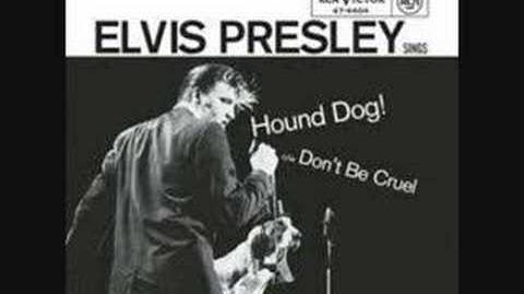 Elvis - Hound Dog