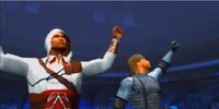 Solid Snake & Ezio