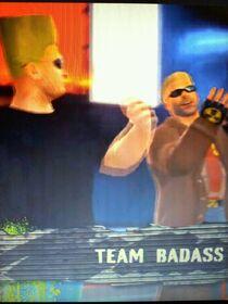 Team Badass