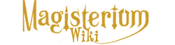 Wikia The Magisterium Wiki en Español