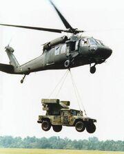 Uh-60 transport