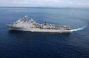 USS Fort McHenry (LSD 43)