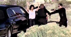Lorelei is captured