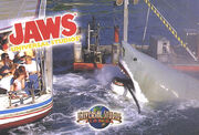 Universal Studios JAWS