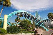 SeaWorld Kraken Roller Coaster