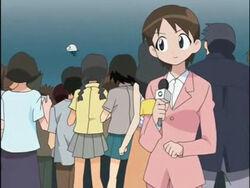 Reporter Lady