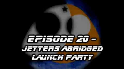 Jetters Abridged Launch Party