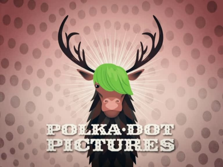 Polka Dot Pictures 2009 Logo