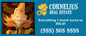 Logo Cornelius Real Estate