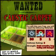 Wanted Caustic Carpet EN