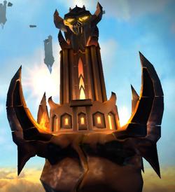 Starter Castle Firesly