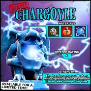 Wanted Chargoyle EN
