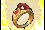 Loot Garnet Ring