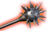 Loot Captain's Spiked Mace