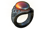 Loot Nephrite Ring