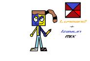 Mixels - Luqman2 + Izaylin Mix