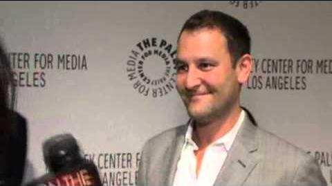 Dan Fogelman talks 'The Neighbors' with OTRC com at Paleyfest 2012 Video