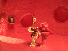 Mushroom interior