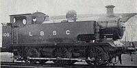 LB&SCR E2 0-6-0 T