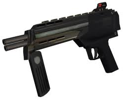 SMG HL2 Weapon