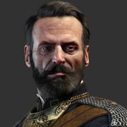 Sir Percival Portrait