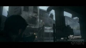 The Order- 1886 Gameplay Demo - IGN Live- E3 2014