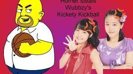 Homer steals Wubbzy's KKB Sent to TT