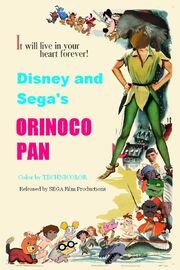 Orinoco Pan Poster