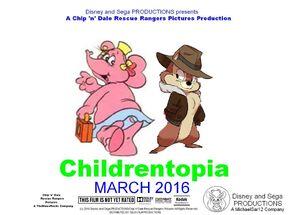 Childrentopia Poster