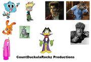 CountDuckulaRockz Productions