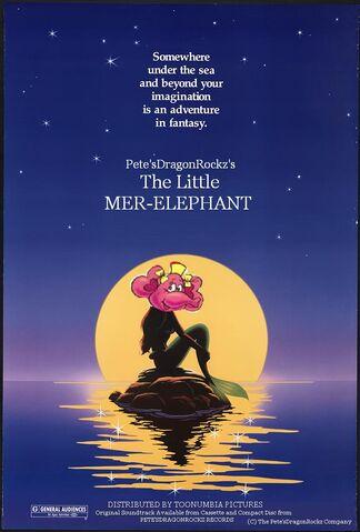 File:The Little Mer-Elephant Poster.jpg