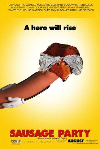 File:Sausage Party (AbananzerGoode485 Style) Poster.jpg