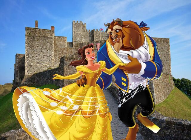File:Belle and Beast Pictures 34.JPG