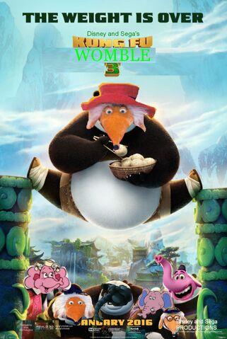 File:Kung Fun Womble 3 Poster.jpg