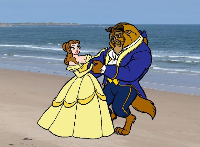 File:Belle and Beast Pictures 19.JPG