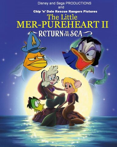 File:The Little Mer-Pureheart 2 Return to the Sea Poster.jpg