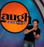 Sean Kanan at Laugh Factory