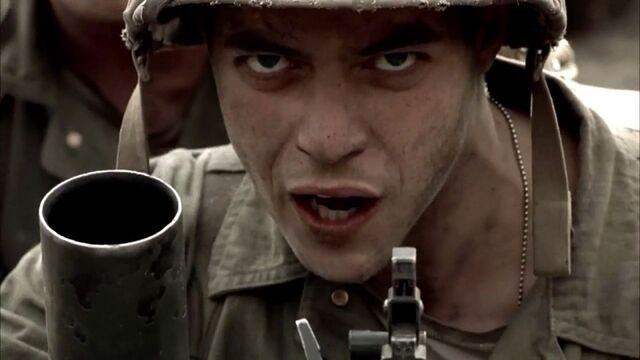 File:Cpl. Merriel Shelton targeting the M2 Mortar.jpg