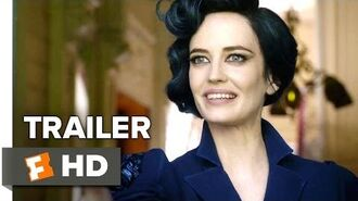 Miss Peregrine's Home for Peculiar Children Official Trailer 1 (2016) - Eva Green Movie HD-0