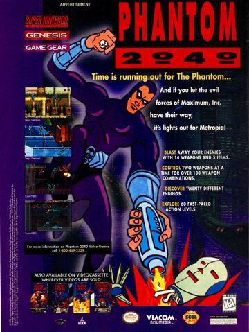 File:Phantom 2040 video game print ad NickMag September 1995.jpg