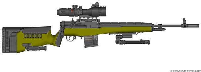File:M14 JAE 100 Bolt action mod.jpeg